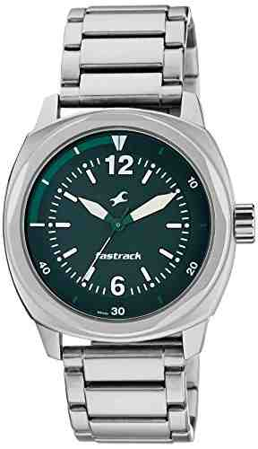 Fastrack 3076SM04 Analog Watch
