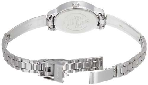 Sonata 8100SM01C Analog White Dial Women's Watch