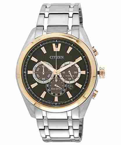 Citizen Eco-Drive CA4015-54E Analog Watch