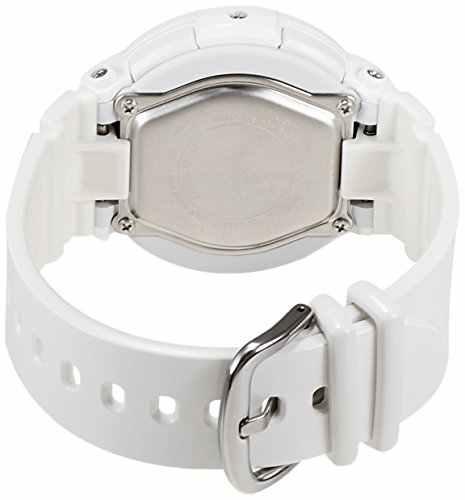 Casio Baby-G BGA-160-7B1DR (B145) Analog-Digital White Dial Women's Watch (BGA-160-7B1DR (B145))