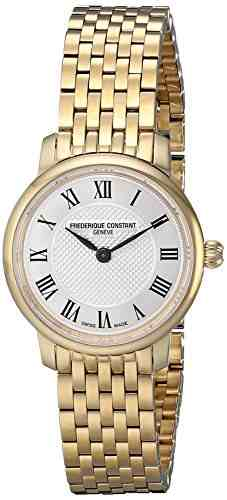 Frederique Constant FC-200MCS5B Slimline Analog Watch