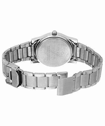Maxima 28020CMLI Attivo Swarovski Analog Watch
