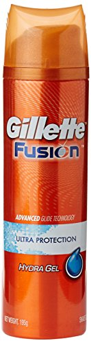 Gillette Fusion Hydragel Ultra Protection Pre Shave Gel 195 g 200 ml