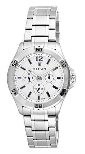 Titan 1622SM02J Analog Watch (1622SM02J)