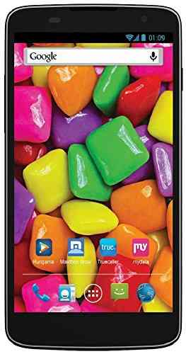 Karbonn Titanium S5 Plus 4GB Deep Blue Mobile