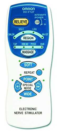 Omron HVF127 Massager