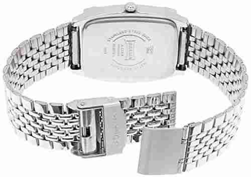Sonata NG7080SM01C Analog White Dial Men's Watch