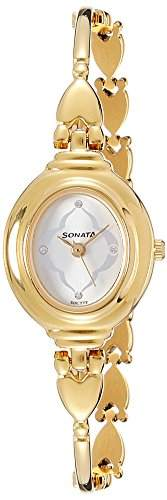Sonata 8092YM03C Analog Watch (8092YM03C)