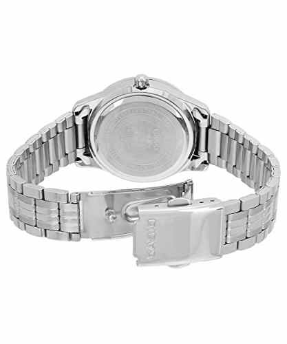 Casio Enticer LTP-1358D-7AVDF (A806) Analog Silver Dial Women's Watch