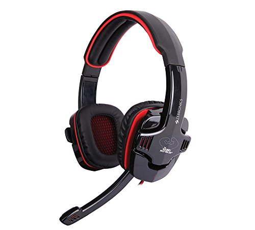 Zebronics Iron Head Headset