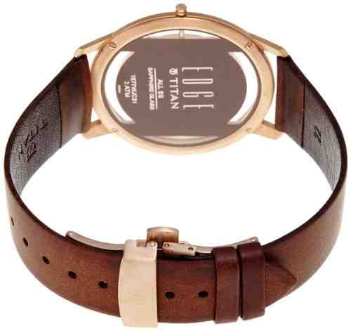 Titan 1577WL01 Edge Analog Watch