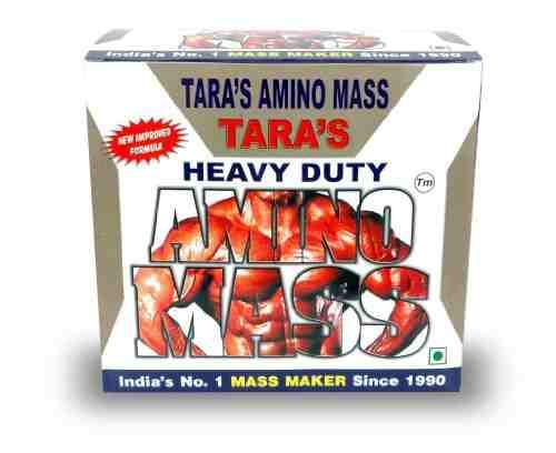 Tara Nutricare Amino Mass (4Kg, Vanilla)