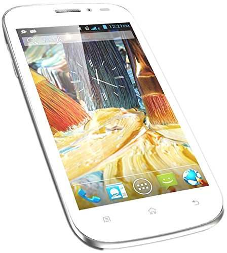 Micromax Bolt A71 512 MB White Mobile