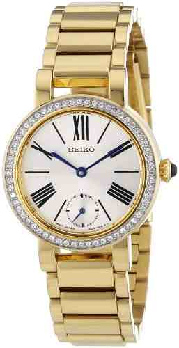 Seiko SRK028P1 Mother Of Pearl Analog Watch
