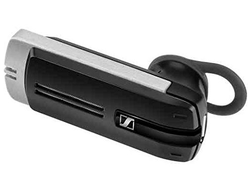 Sennheiser UC Wireless Bluetooth Headset For Universal Devices, Silver & Black