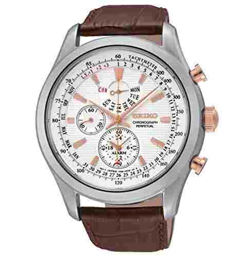 Seiko SPC129P1 Perpetual Chronograph-Analog Watch
