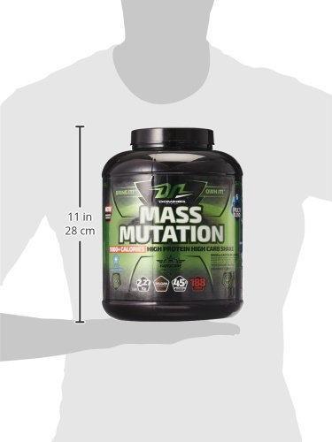 DN Mass Mutation Supplements (2.26Kg, Chocolate)