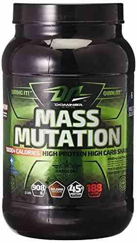 DN Mass Mutation Supplements (908gm, Chocolate)