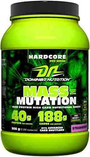 DN Mass Mutation Supplements (908gm, Strawberry)