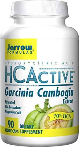 Jarrow Formulas HC-Active Garcinia Cambogia Supplement (90 Capsules)