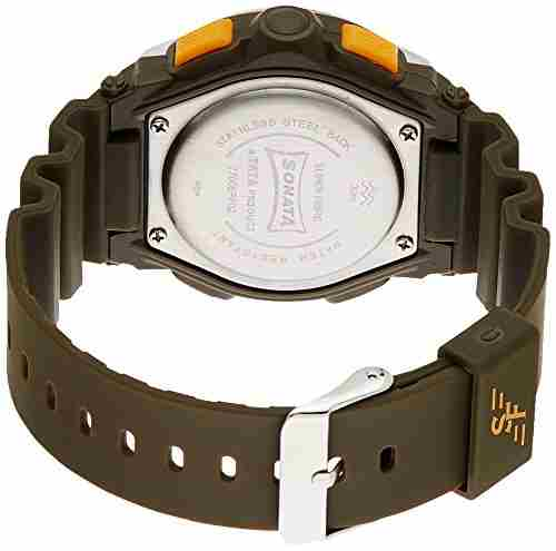 Sonata NH77005PP02J Digital Watch (NH77005PP02J)