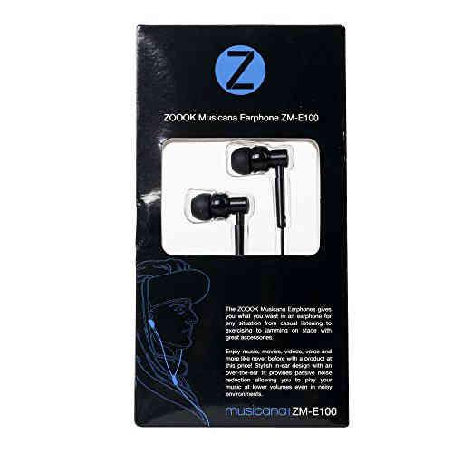 Zoook ZM-E100 In Ear Headphones
