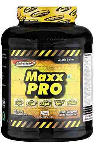 Olympia Maxx Pro Chocolate Dietary Supplement (2Kg, Chocolate)