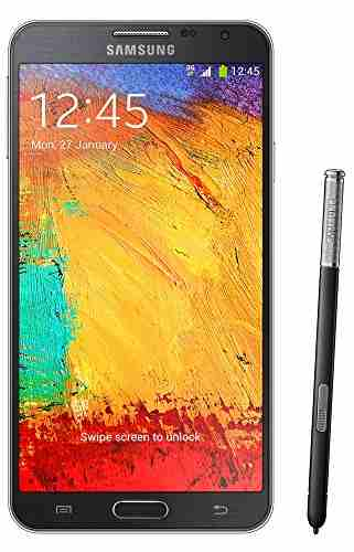 Samsung Galaxy Note 3 Neo SM-N7500ZKAINU 16GB Black Mobile