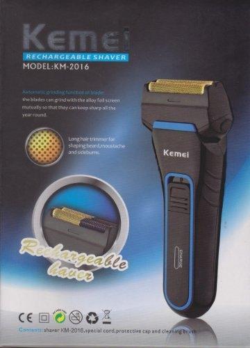 Kemei KM2016 Rechargeable Beard & Hair Trimmer