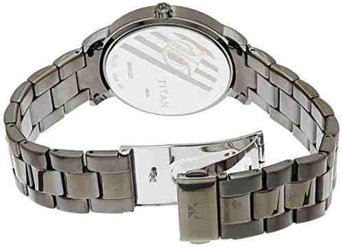 Titan Purple 9966QM01 Analog Watch