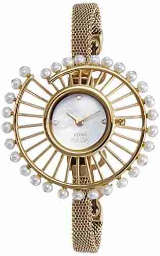 Titan Raga 9970YM01J Analog Watch