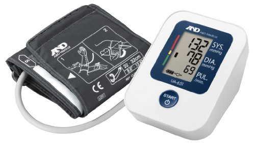 AND UA-651 Blood Pressure Monitor