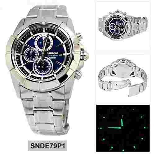 Seiko SNDE79P1 Lord Analog Watch