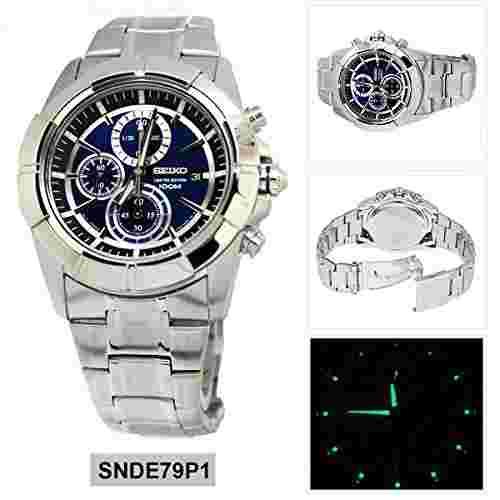Seiko SNDE79P1 Lord Analog Watch (SNDE79P1)