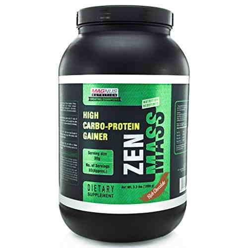 Magnus Nutrition Zen Mass (1Kg, Chocolate)