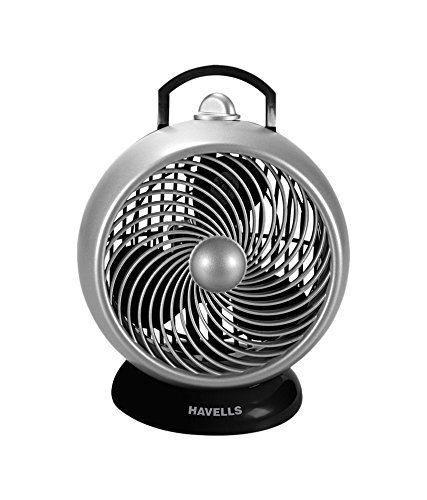 Havells I Cool Personal Fan (Black Grey)