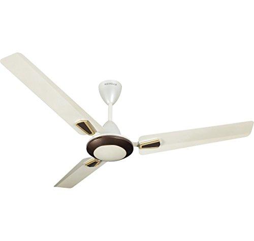 Havells Vogue Plus Decorative 1200 mm Ceiling Fan (Silver Blue)