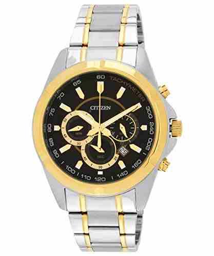 Citizen AN8044-53E Analog Watch