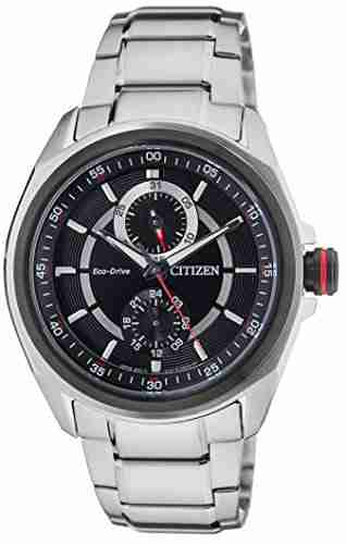 Citizen Eco-Drive BU3004-54E Analog Watch