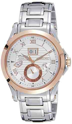Seiko SNP080P1 Premier Analog Watch (SNP080P1)