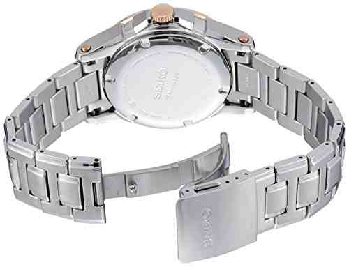 Seiko SNP080P1 Premier Analog Watch