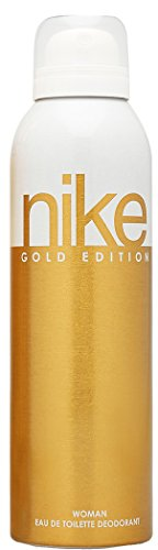 Nike Gold Deodorant Spray For Women 200 ml