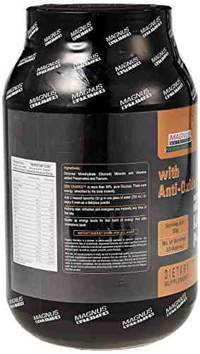 Magnus Nutrition Zen Charge (1Kg, Orange)