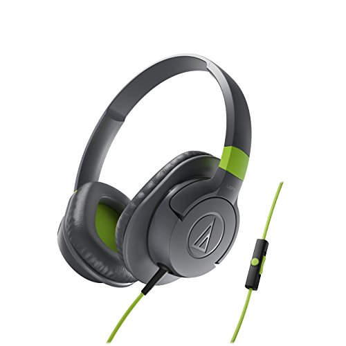 AudioTechnica ATH-AX1iS BK Headset