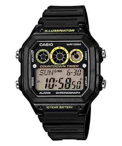 Casio Youth D106 Digital Watch (D106)