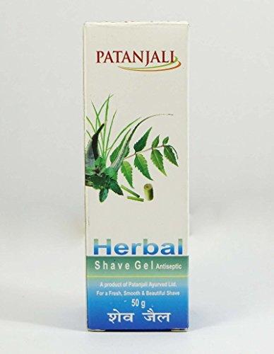 Patanjali Herbal Shaving Cream, 50 GM