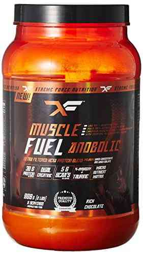 XFN Muscle Fuel Anabolic Protein Blend (908gm, Chocolate)