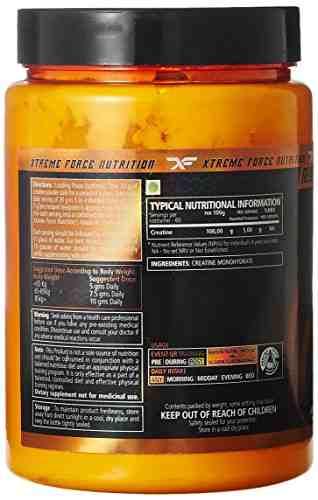XFN Creatine Monohydrate (300gm)