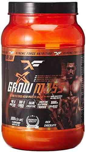 XFN X-Grow Mass Protein Blend (908gm, Chocolate)