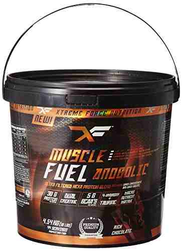XFN Muscle Fuel Anabolic Protein Blend (4.54Kg, Chocolate)